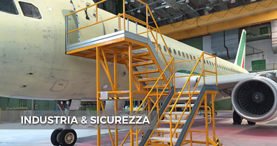 Energy On - Industria & Sicurezza