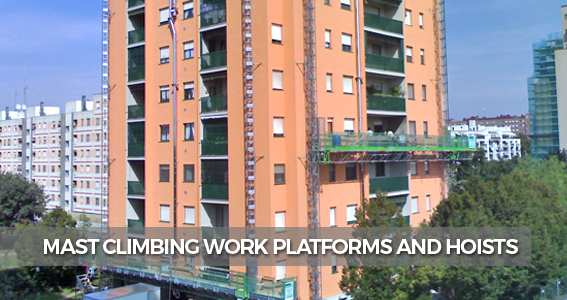 Energy On - Work Platforms and Hoists